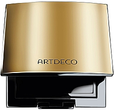 Perfumería y cosmética Paleta magnética para 3 sombras de ojos (vacía) - Artdeco Beauty Box Trio Golden Edition