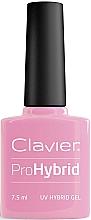 Perfumería y cosmética Esmalte gel de uñas híbrido, UV - Clavier ProHybrid UV Hybrid Gel