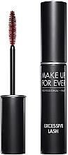 Perfumería y cosmética Máscara de pestañas con volumen extremo - Make Up For Ever Excessive Lush Mascara