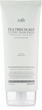 Perfumería y cosmética Mascarilla capilar con extracto de árbol de té y baba de caracol - La'dor Tea Tree Scalp Clinic Hair Pack