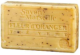 Perfumería y cosmética Jabón natural con flor de naranjo y té verde - La Maison du Savon de Marseille Orange Blossom & Green Tea Soap