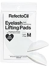 Perfumería y cosmética Almohadillas de silicona para elevación de pestañas, M, 2uds. (recambio) - RefectoCil Eyelash Lifting Pads M refill