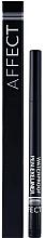 Perfumería y cosmética Lápiz delineador de ojos resistente al agua - Affect Cosmetics Waterproof Pen Eyeliner