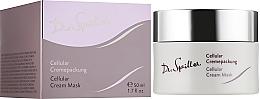 Perfumería y cosmética Crema mascarilla facial biocelular con lanolina y proteínas marinas - Dr. Spiller Bio Cellular Cream Mask