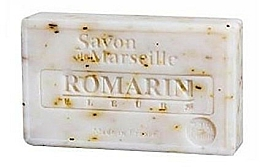Perfumería y cosmética Jabón artesanal con pétalos de romero - Le Chatelard 1802 Rosemary Leaves Soap