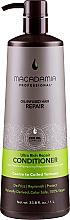 Perfumería y cosmética Acondicionador de cabello con aceite de macadamia y argán - Macadamia Professional Ultra Rich Repair Conditioner