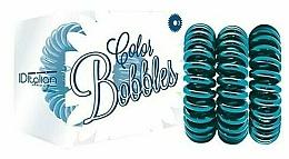 Perfumería y cosmética Coletero espiral ''azul turquesa'' - Iditalian Color Bobbles