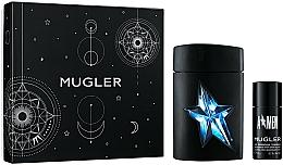 Perfumería y cosmética Mugler A Men - Set (edt/100ml + desodorante stick/20g)