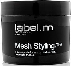 Perfumería y cosmética Crema texturizante de cabello, fijación media - Label.m Mesh Styling