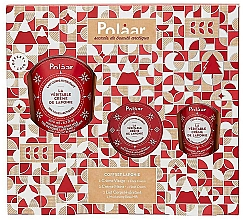 Perfumería y cosmética Set cuidado corporal - Polaar Christmas 2020 Lapland Cracker Gift Set (crema de manos/50ml+crema/50ml+leche corporal/200ml)