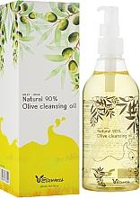 Perfumería y cosmética Aceite de limpieza facial hidrofílico de oliva - Elizavecca Face Care Olive 90% Cleansing Oil