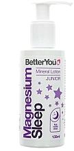 Perfumería y cosmética Loción corporal mineral para niños con magnesio & lavanda - BetterYou Magnesium Sleep Mineral Lotion Junior