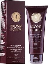 Perfumería y cosmética Gel facial autobronceador con acabado natural de larga duración - Academie Bronz'Express Gel