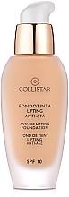 Perfumería y cosmética Base de maquilalje antiedad con efecto lifting, SPF10 - Collistar Anti-Age Lifting Foundation