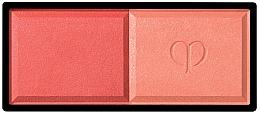Perfumería y cosmética Colorete facial compacto (recarga) - Cle De Peau Beaute Powder Blush Duo Refill