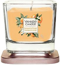 Perfumería y cosmética Vela perfumada con aroma a kumquat y naranja - Yankee Candle Elevation Kumquat & Orange
