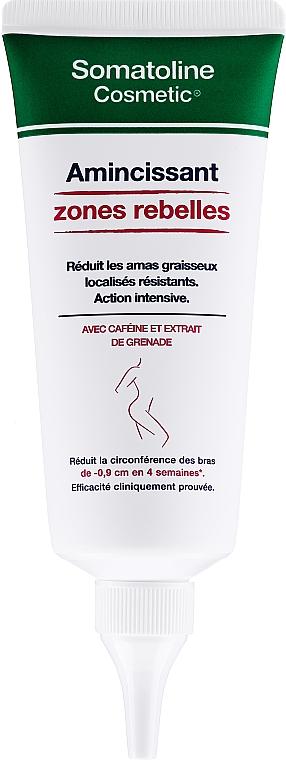 Sérum corporal reductor de grasa con cafeína y extracto de granada - Somatoline Cosmetic Stubborn Areas Shocking Treatment