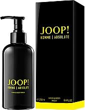 Perfumería y cosmética Joop! Homme Absolute - Champú & gel de ducha