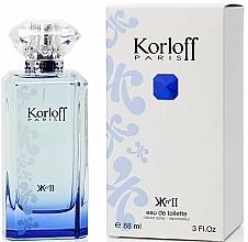 Perfumería y cosmética Korloff Paris Kn°II - Eau de toilette