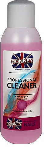 Desengrasante de uñas con aroma a chicle - Ronney Professional Nail Cleaner Chewing Gum