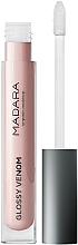 Perfumería y cosmética Brillo labial hidratante - Madara Cosmetics Glossy Venom Lip Gloss (72 -Vinyl Hood)