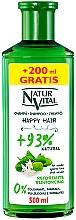 Perfumería y cosmética Champú fortalecedor hipoalergénico con extracto de té verde - Natur Vital Happy Hair Reinforcing Shampoo