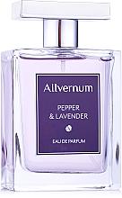 Perfumería y cosmética Allvernum Pepper & Lavender - Eau de parfum