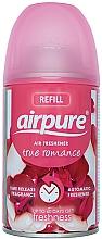 Perfumería y cosmética Ambientador con aroma a verdadero romance (recarga) - Airpure Air-O-Matic Refill True Romance