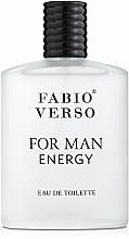 Perfumería y cosmética Bi-Es Fabio Verso For Man Energy - Eau de toilette