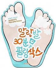 Perfumería y cosmética Calcetines peeling con extractos de uva, lima y menta - A'pieu Soft Foot Peeling Socks