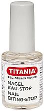 Perfumería y cosmética Esmalte amargo para uñas mordidas - Titania Nail Biting-Stop