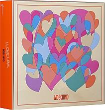 Perfumería y cosmética Moschino I Love Love - Set (eau de toilette/30ml + loción corporal/50ml)