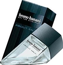 Perfumería y cosmética Bruno Banani About Men - Eau de toilette