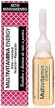 Perfumería y cosmética Ampollas para cabello multivitamínicas - Nuggela & Sule' Multivitamin Energy Ampoule