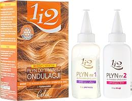 Perfumería y cosmética Kit para permanente rizada con queratina - Celia