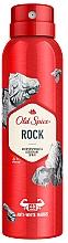 Perfumería y cosmética Desodorante antitranspirante en spray - Old Spice Rock Antiperspirant & Deodorant Spray
