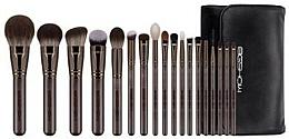 Perfumería y cosmética Kit brochas y pinceles de maquillaje - Eigshow Beauty Magician Brush Kit Lucky Coffee