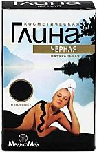 Perfumería y cosmética Arcilla negra corporal de origen natural - MedikoMed