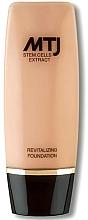 Perfumería y cosmética Base de maquillaje cremosa de cobertura media a completa para pieles normales a grasas - MTJ Cosmetics Revitalizing Foundation