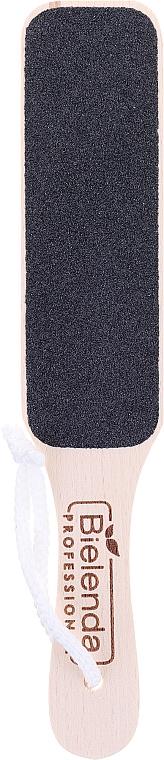 Lima de madera bilateral para pedicura - Bielenda Professional PodoCall Therapy