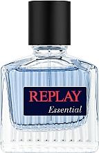 Perfumería y cosmética Replay Essential For Him - Eau de toilette