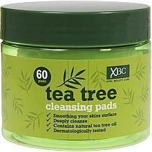 Perfumería y cosmética Discos de limpieza facial con aceite de árbol de té - Xpel Marketing Ltd Tea Tree Cleansing Pads