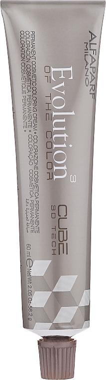 Tinte permanente en crema para cabello post decoloración - Alfaparf Evolution of the Color Harmonizers