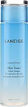 Perfumería y cosmética Tónico facial con pantenol - Laneige Essential Power Skin Toner Normal To Dry Skin