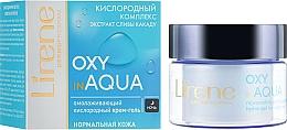 Perfumería y cosmética Crema de noche con complejo de oxígeno - Lirene Dermo Program Oxy In Aqua