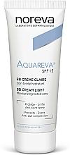 Perfumería y cosmética BB-crema hidratante, SPF15 - Noreva Aquareva BB Cream SPF15 Light
