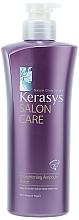 Perfumería y cosmética Acondicionador alisador con extracto de moringa - KeraSys Hair Clinic Salon Care