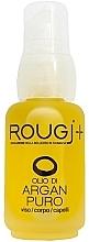 Perfumería y cosmética Aceite de argán puro para rostro, cuerpo y cabello  - Rougj+ Pure Argan Oil