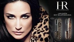 Máscara de pestañas efecto volumen & longitud - Helena Rubinstein Lash Queen Feline Blacks Mascara — imagen N2