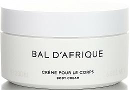 Perfumería y cosmética Byredo Bal D`Afrique - Crema corporal con aroma a vetiver & violeta